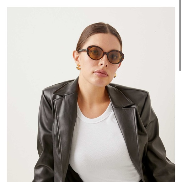 Oliver People's x The Row Parquet Sunglasses